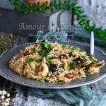 recette riz pilaf aux pruneaux
