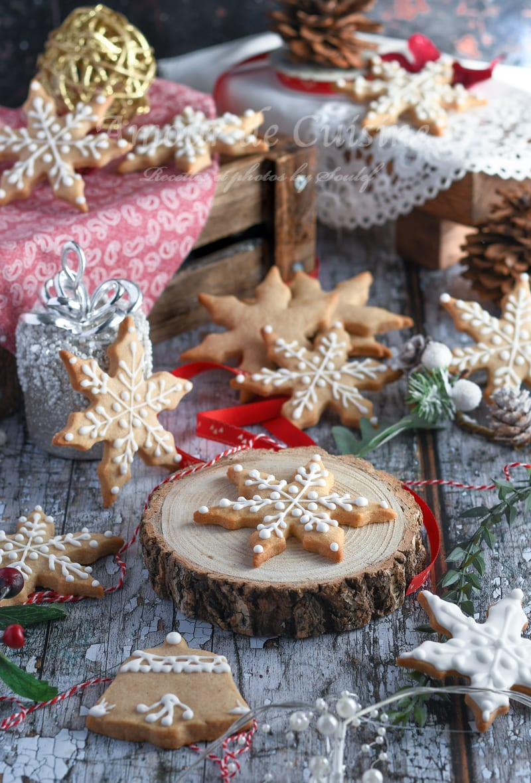 Biscuits sablés à la cannelle bredele