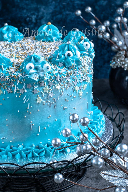 Gâteau d'anniversaire surprise Pinata