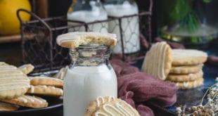 Shortbread aux graines de pavots et citron